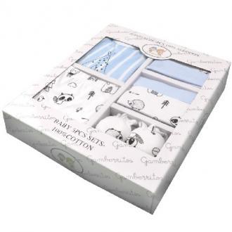 Caja de nacimiento 5 piezas NORUEGA - Ver los detalles del producto