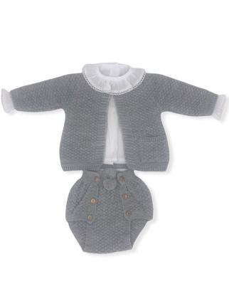 Conjunto lana pandullo - Ver los detalles del producto